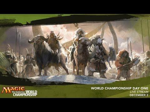 2014 Magic World Championship: Day One