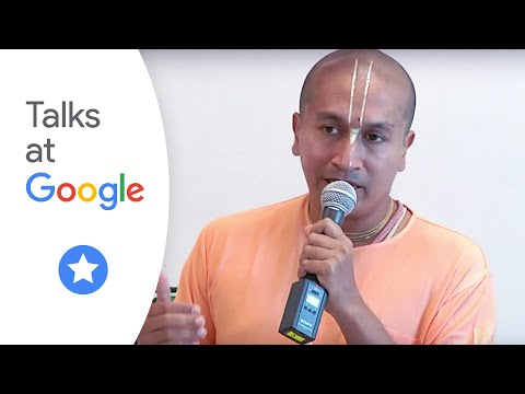 """Gauranga Das: """"Greed to Green: The Art of Sustainable Living"""" 