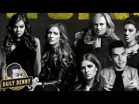 Download Youtube: 'Pitch Perfect 3': New Trailer, Rebel Wilson Interview, & More! | Daily Denny