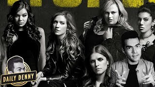 'Pitch Perfect 3': New Trailer, Rebel Wilson Interview, & More! | Daily Denny