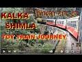 Kalka Shimla Toy Train- The Himalayan Queen
