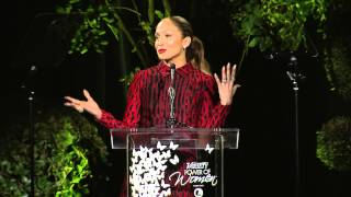 Power of Women: Jennifer Lopez on  Lopez Family Foundation