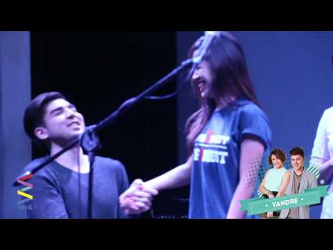 Andre Paras sweet tribute to girl fans! [LIVE]