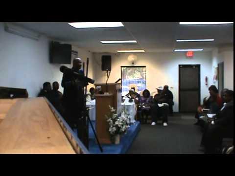 Pastor Murray