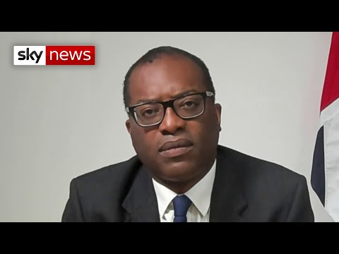 Kwasi Kwarteng: 'Carbon emissions reduced 45% since 1990, but no one says it's easy'