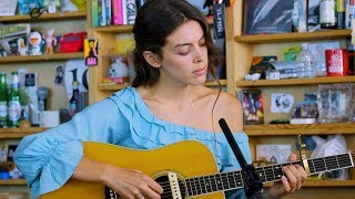 Julie Byrne: NPR Music Tiny Desk Concert
