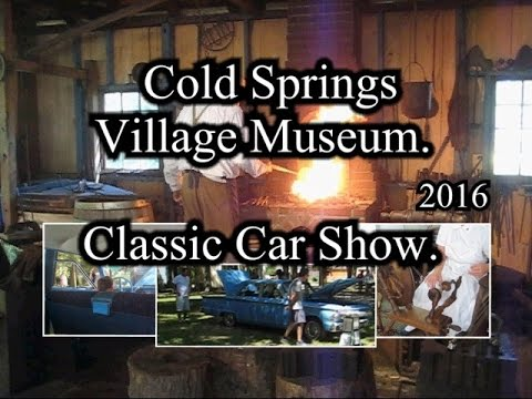 62 Fairlane Goings On 10 Cold Springs Village Museum Car Show