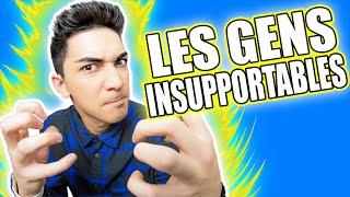 LES GENS INSUPPORTABLES - FLORIAN NGUYEN (ft. Aziatomik, Le Rire Jaune)