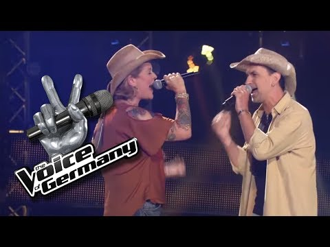 Lady Antebellum - Need You Now | Silke & Alexander Mohnfeld | The Voice of Germany | Blind Audition