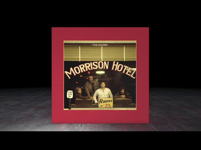 Preorder the MORRISON HOTEL 50th Anniversary Deluxe Edition