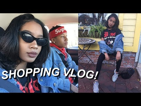 Come Shopping w/ Me! // Where I Shop In-Store! (VLOG) 2017 | Eris The Planet ☆