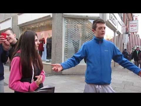 American missionary talks to Dublin youth about God