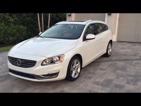 2015 Volvo V60 Premiere Plus Wagon Review and Test Drive by Bill   Auto Europa Naples MercedesExpert