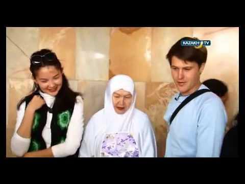 Discovering Kazakhstan #1 (17.04.2016) Kazakh TV eng
