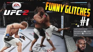 EA Sports UFC 2 Funny Glitches week #1 | EA Sports UFC 2 Funny Moments Part 1 | UFC Online Glitches