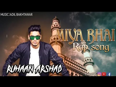 MIYA BHAI HYDERABADI Song (plz Subcribe) #SonyMusicIndiaVEVO #SonyMusicIndia #TSeries #TSeriesApnaPa