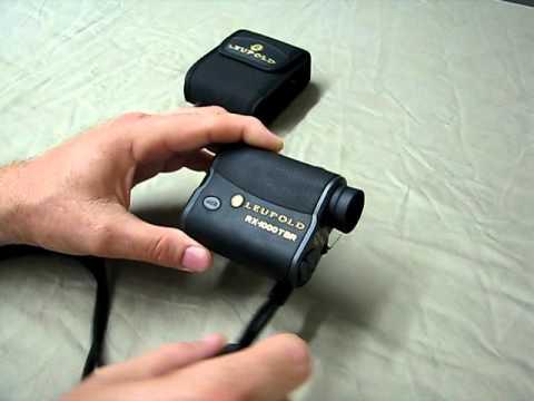 RX-1000 TBR Rangefinder