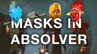 How to get ALL the MASKS in Absolver