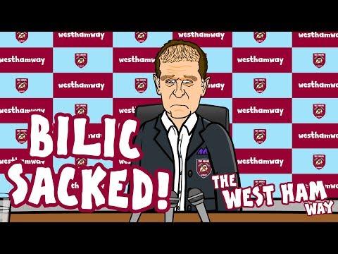 ⚒️BILIC SACKED⚒️ My Way? No...The West Ham Way... (David Moyes In!)
