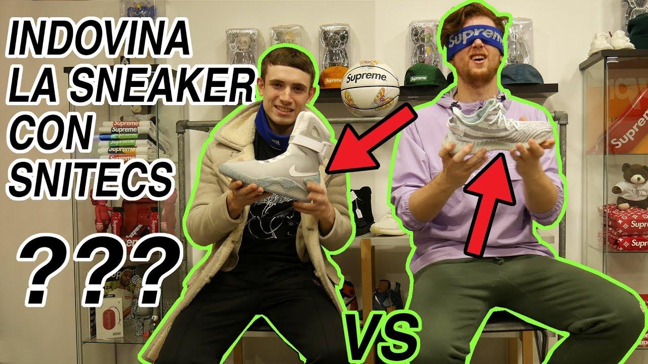 MISTERY SNEAKER CHALLENGE  indovina la scarpa! con SNITECS. BARENGO  Streetwear e6f91ab5082a