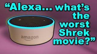 "Download ""Alexa, what's the worst Shrek movie?"" (YIAY #401) Mp3 and Videos"