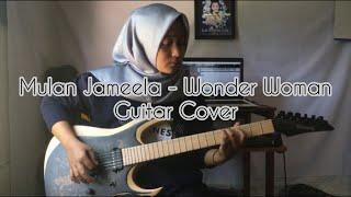 Mulan Jameela - Wonder Woman (Guitar Cover) || Delvi Afrio