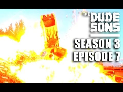 "The Dudesons Season 3 Episode 7 ""Return of Jarppi's Thumb"""