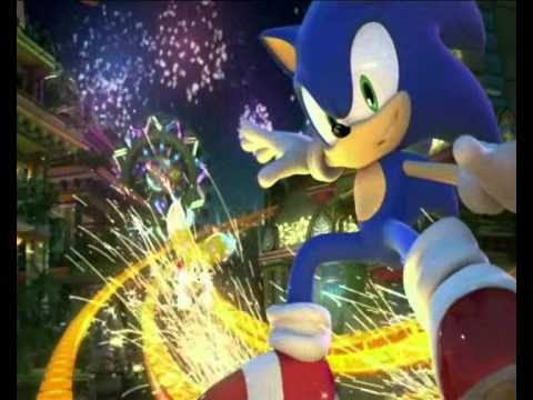 Sonic Colours  Reach For The Stars Music