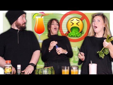 3 Anti Kater Cocktails die BALLERN!