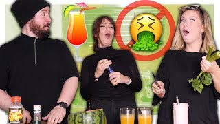 3 Anti Kater Cocktails die BALLERN!