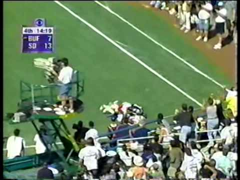 Bills vs. Chargers, 1998