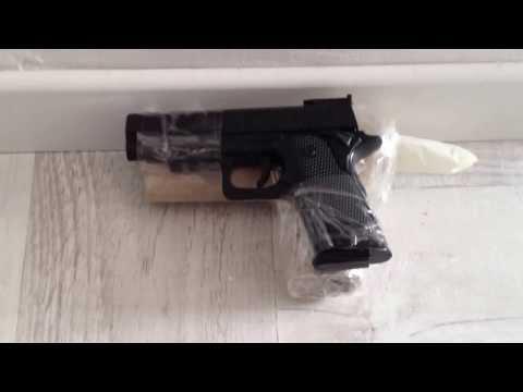 Vid o pour comment faire un pistolet a bille puissent doovi - Comment fabriquer un pistolet ...