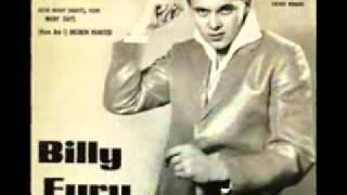 Watch Billy Fury A Thousand Stars video