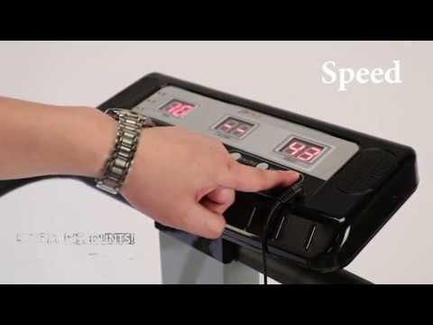 Pinty Vibration Platform Exercise Machine [+1] Pinty Whole Body Vibration Platform Exercise Machine