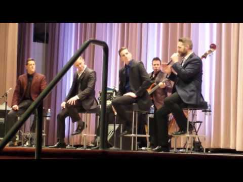 Ernie Haase and Signature Sound  Singing a Soldier  Fighting to  Go  Home