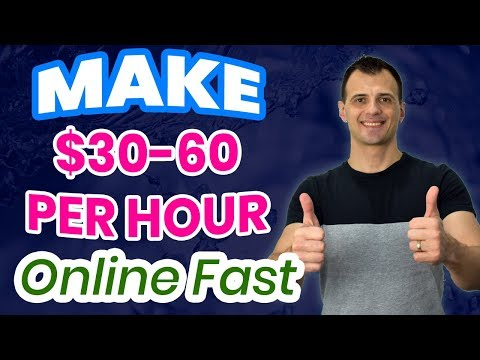 How To Make Money Online Fast (2019) | Legit Work From Home