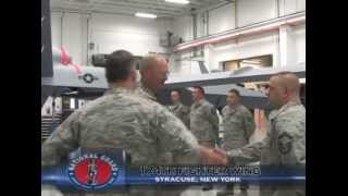 Chief of the National Guard Bureau Visits Hancock Field