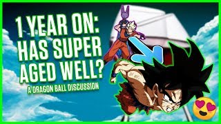 Has Dragonball Super Aged Well? ONE YEAR ON | MasakoX