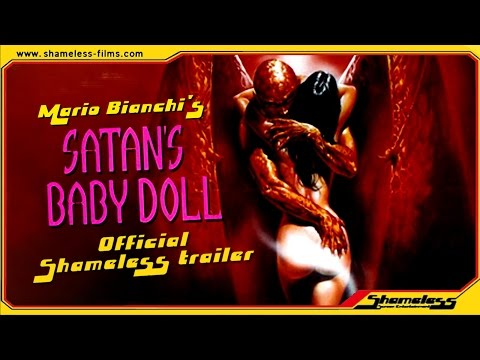 Mario Bianchi's Satan's Baby Doll (1982) - Official Shameless Trailer - SHAM023