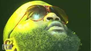 "Rick Ross, ""Rich Forever"" Live at the FADER FORT Presented by Converse"