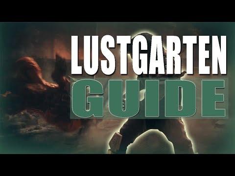 Destiny 2 : Lustgarten / Hunde Guide | Leviathan Raid Deutsch / German