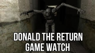 Donald the Return (FREE PC Horror Game): Not a Duck in Sight! | FreePCGamers
