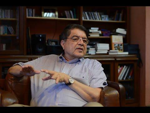 """Sergio Ramírez habla sobre la fiesta de la literatura en su último libro """"Juan de Juanes"""""""