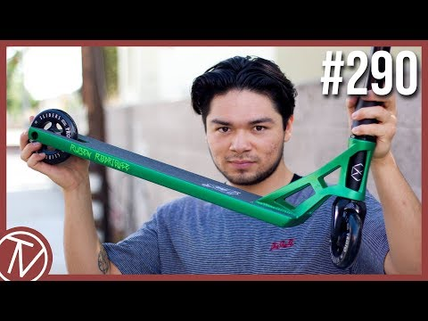 Custom Build #290 (ft. Ruben Rodriguez) │ The Vault Pro Scooters