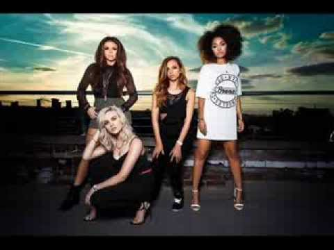 Little Mix - Stand Down instrumental with backing vocals, lyrics and gifs