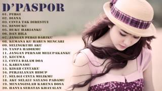 Top Hits -  D Paspor Full Album Lagu Pop Galau