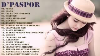 Download D'Paspor Full Album - Lagu POP Galau Indonesia Terbaru 2018