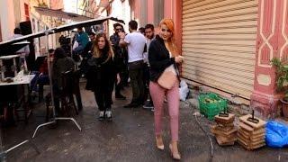 ميريام عطا الله - making of شب الشببكلي / Myriam atallah