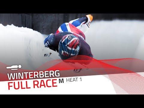 Winterberg | BMW IBSF World Cup 2018/2019 - Men's Skeleton Heat 1 | IBSF Official