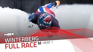 Winterberg | BMW IBSF World Cup 2018/2019 - Men's Skeleton Heat 1 | IBSF Official